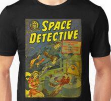 Space Detective No.1 Unisex T-Shirt
