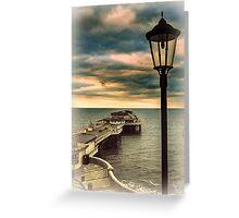 Cromer, North Norfolk Coast Greeting Card