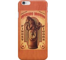 BioShock Infinite – Bucking Bronco Poster iPhone Case/Skin