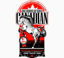 Canadian Horse Womens Fitted T-Shirt