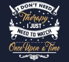 Watch Once Upon A Time One Piece - Long Sleeve