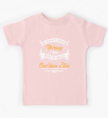 Watch Once Upon A Time Kids Tee