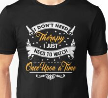 Watch Once Upon A Time Unisex T-Shirt