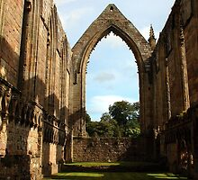 Bolton Abbey by Steve