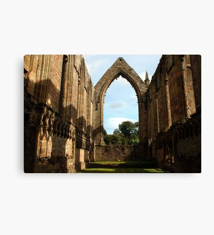 Bolton Abbey Canvas Print