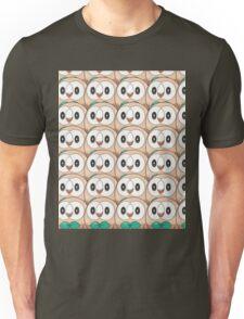 Rowlet (too many) Pokemon shirt Unisex T-Shirt