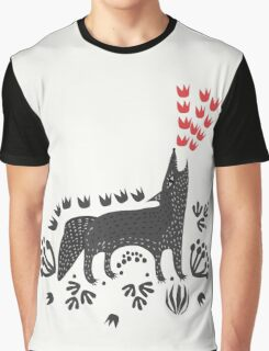 Wolf...  Graphic T-Shirt