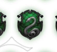 S Snake Sticker