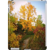 Autumn Trail iPad Case/Skin