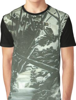 Moonlight Shadows Graphic T-Shirt