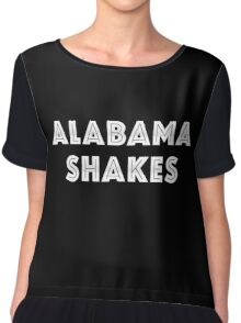 Alabama Shakes Chiffon Top