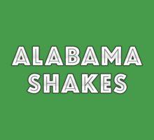 Alabama Shakes One Piece - Short Sleeve