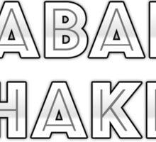 Alabama Shakes Sticker
