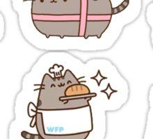 pusheen cat sticker pack Sticker