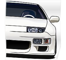 300zx color Poster