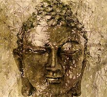 Buddha by lamadeart