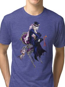 The Mad Hatter (Pandora Hearts) Tri-blend T-Shirt