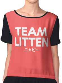 Team Litten Chiffon Top