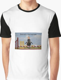 Barack Horseman Graphic T-Shirt