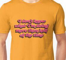 Lady Dynamite Unisex T-Shirt