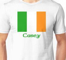 Casey Irish Flag Unisex T-Shirt