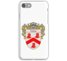 Casey Coat of Arms/Family Crest iPhone Case/Skin