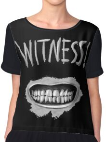 Witness! Chiffon Top