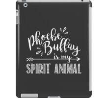Phoebe Buffay - Friends TV Show Chalkboard Design iPad Case/Skin