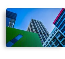 Brisbane Architecture by Gaye G Canvas Print