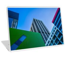 Brisbane Architecture by Gaye G Laptop Skin