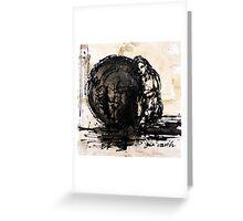 one earth Greeting Card