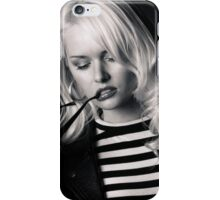 Let me think a moment iPhone Case/Skin
