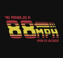 88 miles per hour One Piece - Short Sleeve