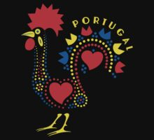 Rooster - Portugal Baby Tee