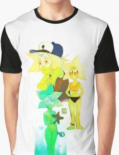 Summer Peridot Graphic T-Shirt