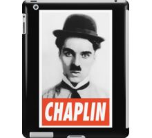 (MOVIES) Charlie Chaplin  iPad Case/Skin