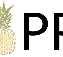 Pineapple Kappa  Sticker