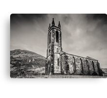 Dunlewey Church of Ireland Canvas Print