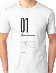 TEST 01 Unisex T-Shirt