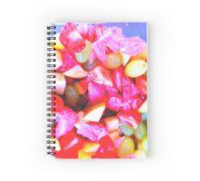 Fruit Salad  Collective Spiral Notebook