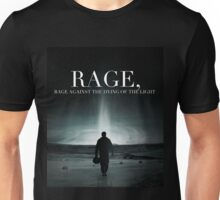 Interstellar - Rage Against the Dying of the Light Unisex T-Shirt
