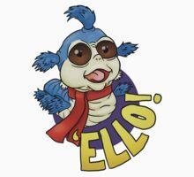 'Ello! One Piece - Long Sleeve