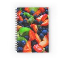 Fruit Salad  Collaboration Spiral Notebook