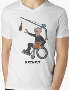 Father Jack - Automatic Mens V-Neck T-Shirt