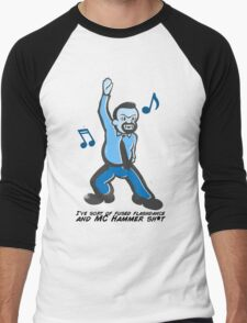 David Brent - The Office - Dance Men's Baseball ¾ T-Shirt