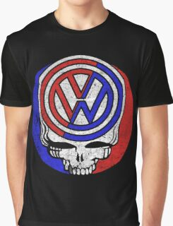 VW Grateful Dead Graphic T-Shirt