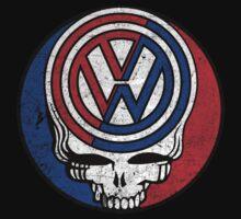 VW Grateful Dead Baby Tee