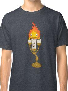Calcifer's Moving Candelabra Classic T-Shirt