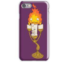 Calcifer's Moving Candelabra iPhone Case/Skin