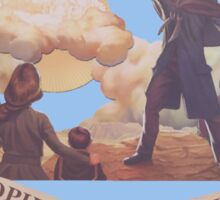 BioShock Infinite – The Prophet Leads His People Out of the Sodom Below Sticker